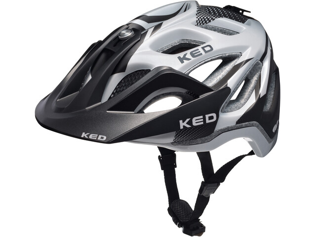 KED Trailon Helmet Black Pearl Matt
